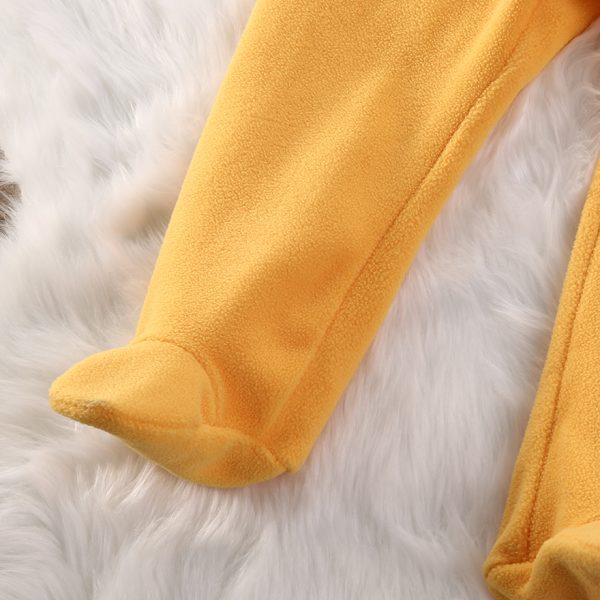 Pikachu Costume - Legs
