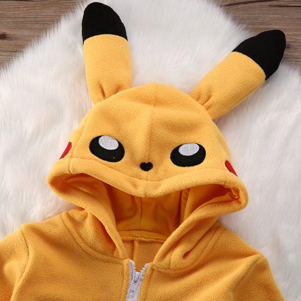 Pikachu Costume - Hood