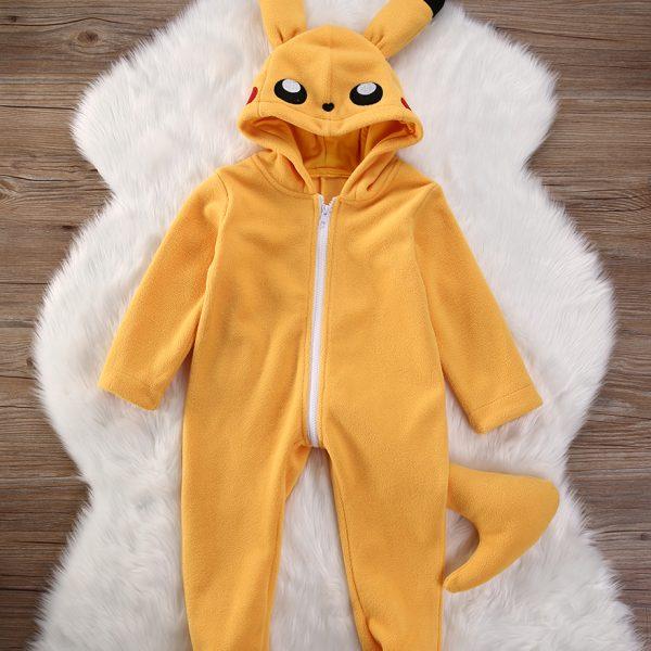 Pikachu Costume