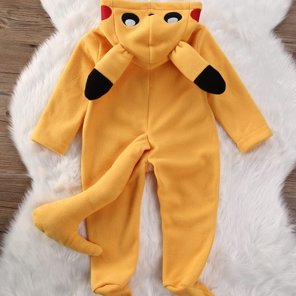 Pikachu Costume - Back