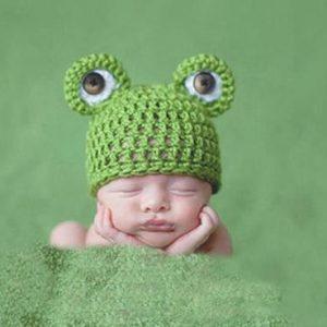 Frog beanie